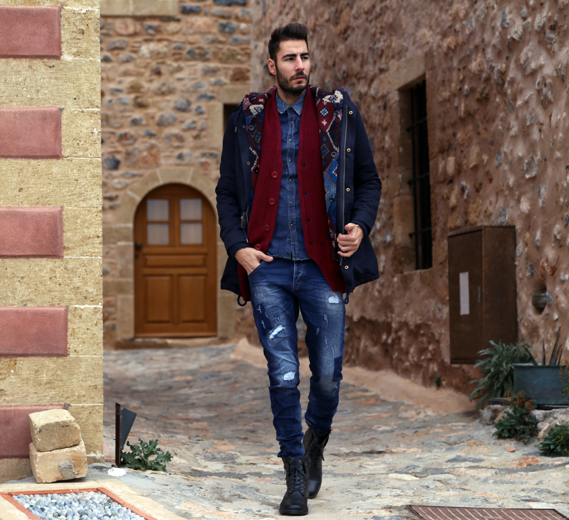 ec6458f56e3e The Virtue of Layering - Jabastore Fashion Blog