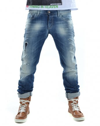 Brokers Jeans 201-3263-Denim