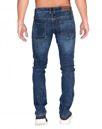 Little Scratches Jean (Slim Fit)