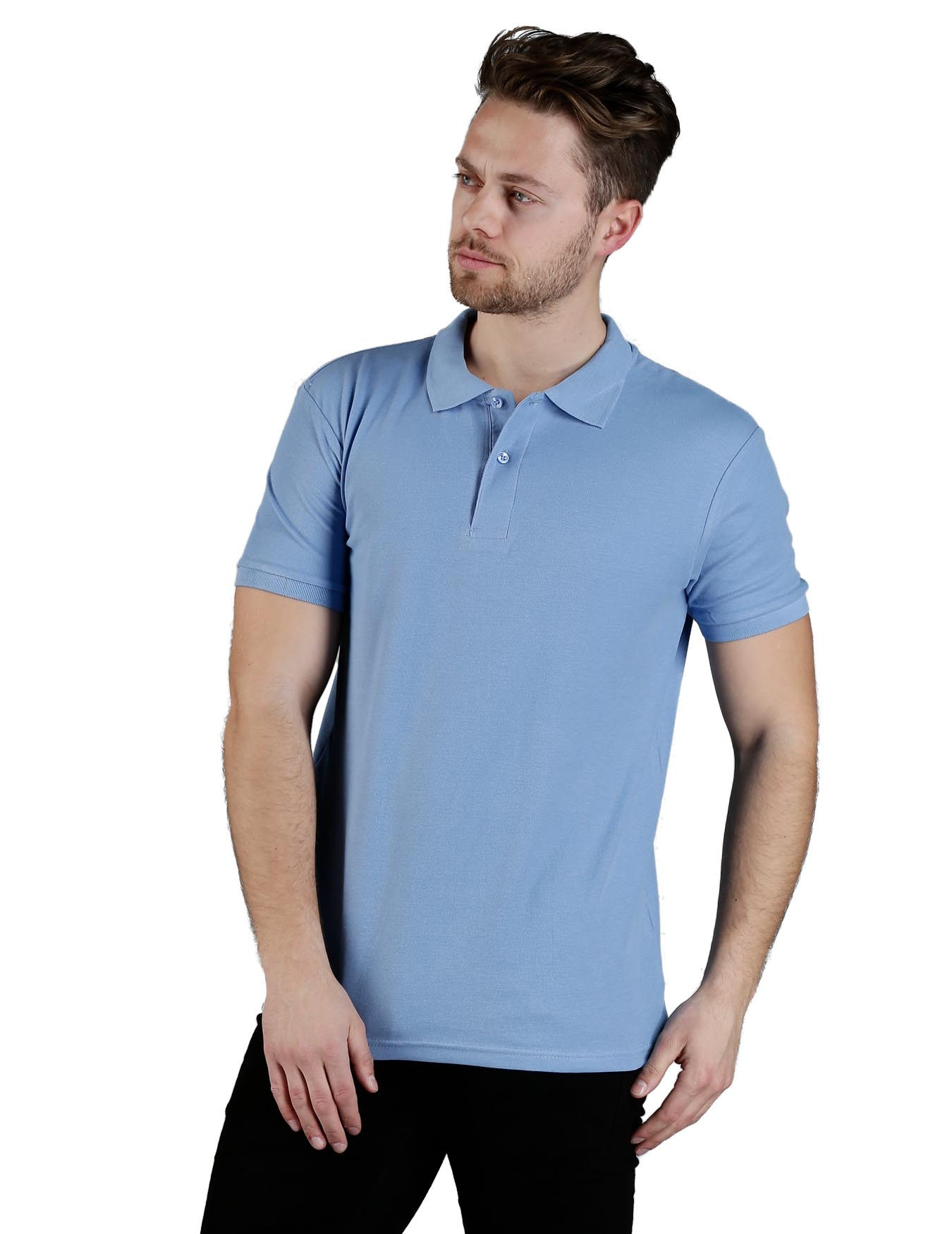 Ανδρικό Polo T-Shirt Classic - KEYA - 5065-POLO