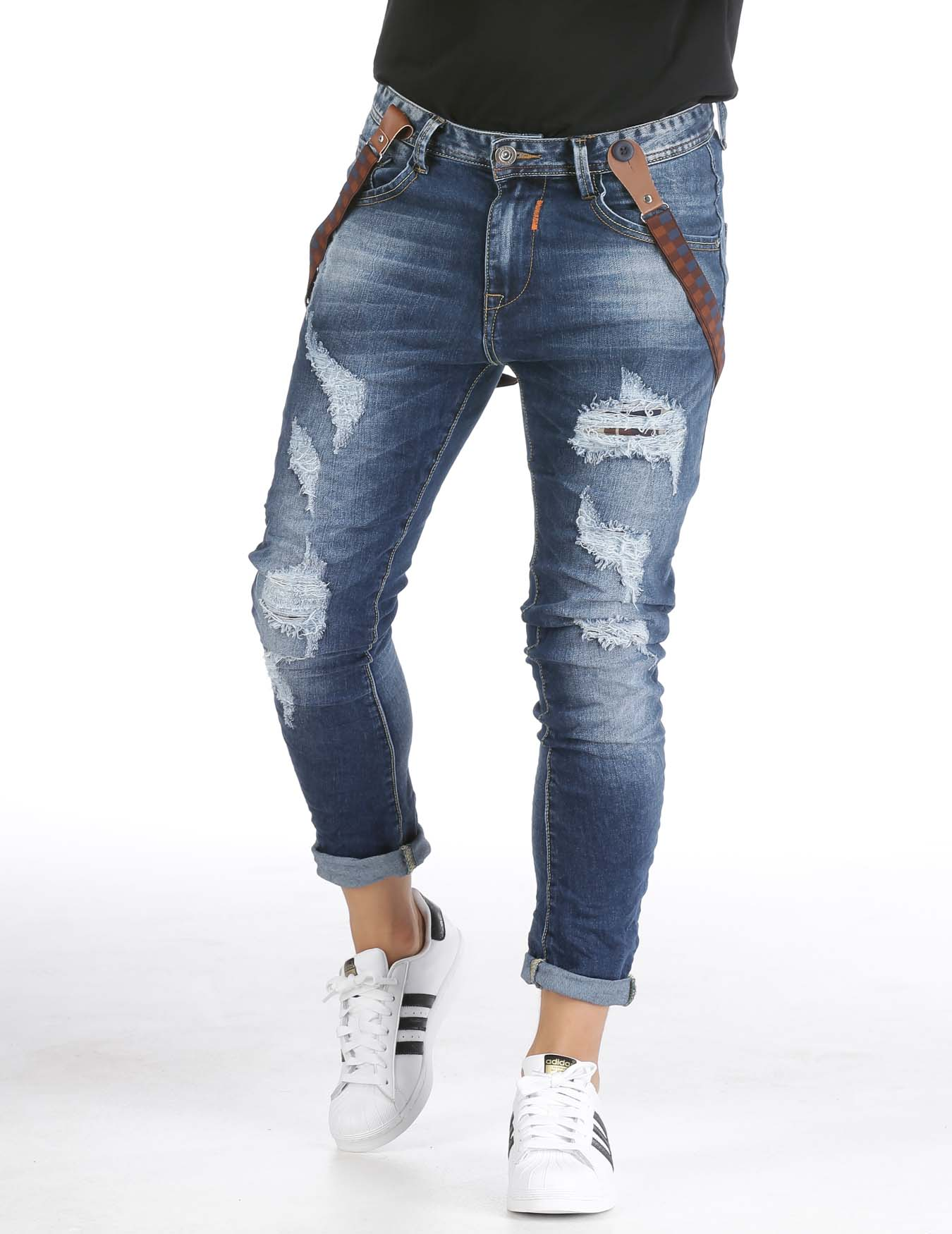 Ανδρικό Jean Παντελόνι Deep Down Low - JabaStore.gr bca9614e83f